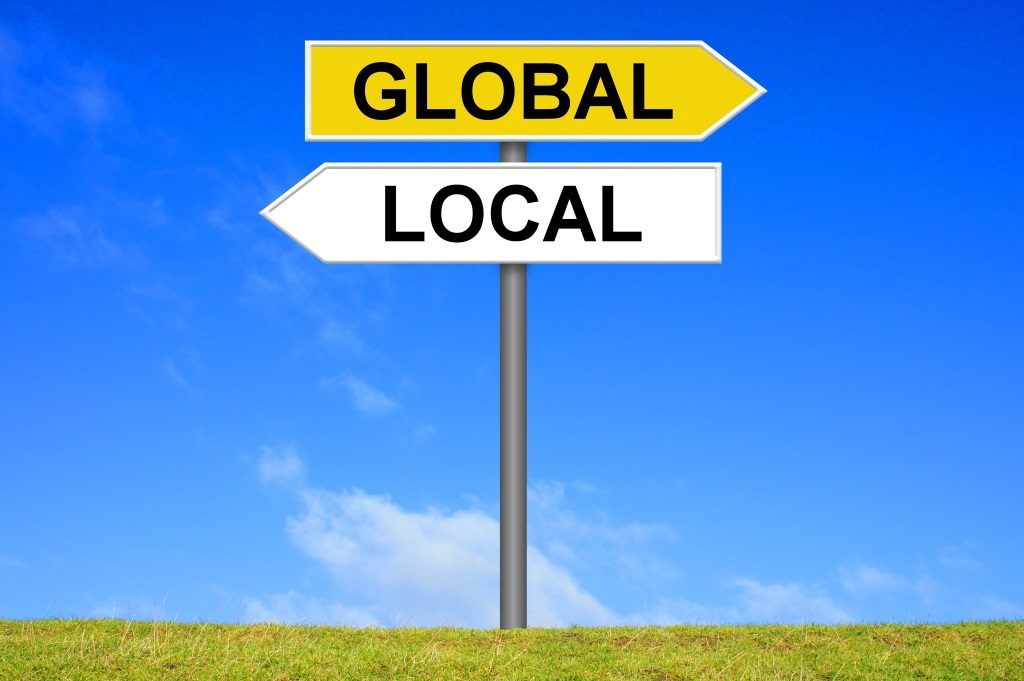 Local Sourcing vs. Global Sourcing